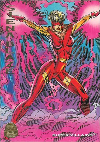 Marvel Universe: Series 5 (Base Set) 118-A by Fleer