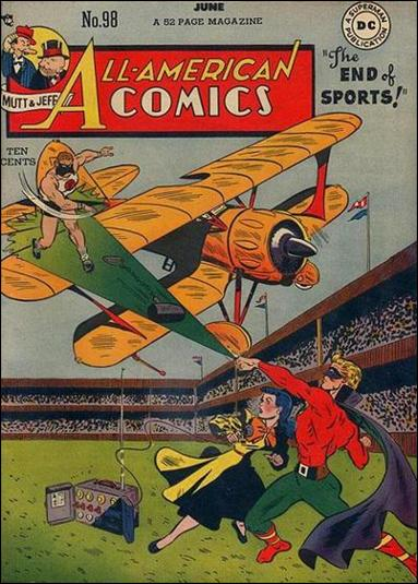 All-American Comics (1939) 98-A by DC