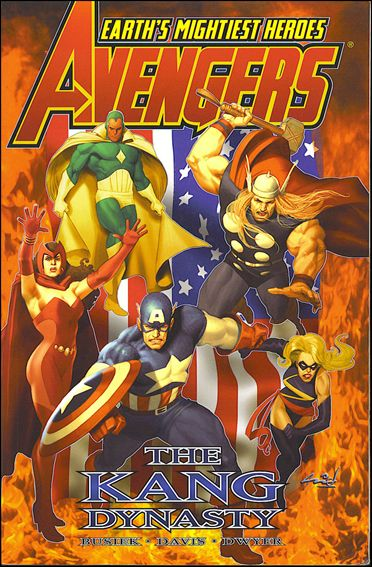 Avengers: The Kang Dynasty 1-A by Marvel
