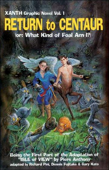 Xanth Graphic Novel 1-A by Father Tree Press