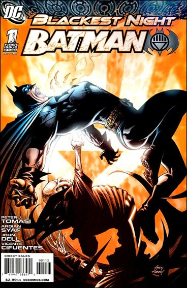 Blackest Night: Batman 1-D by DC