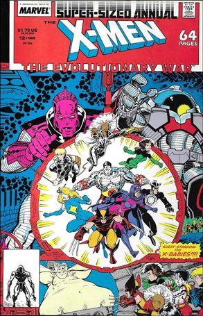 Uncanny X-Men Annual (1970) 12-A