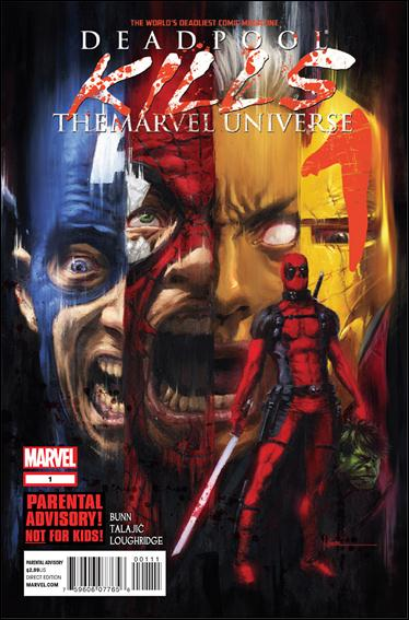 Deadpool Kills the Marvel Universe 1-A by Marvel