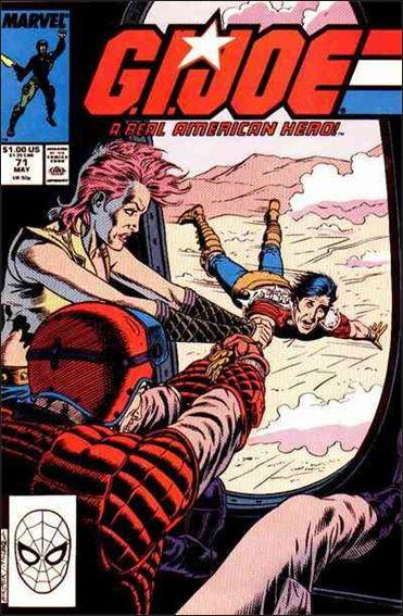 G.I. Joe: A Real American Hero 71-A by IDW