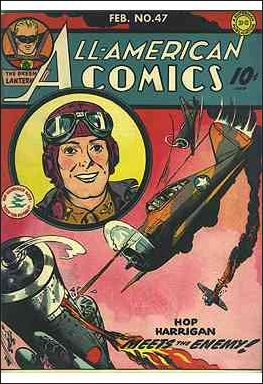 All-American Comics (1939) 47-A by DC