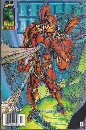 Iron Man (1996) 1-C
