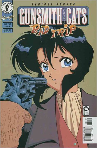 Gunsmith Cats: Bad Trip 3-A by Dark Horse