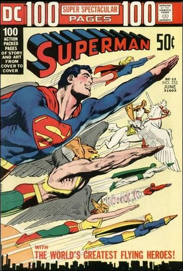 Superman (1939) 252-A by DC