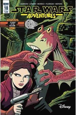 Star Wars Adventures 18-A