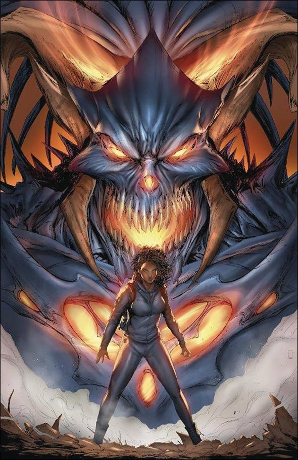 Devil's Dominion 3-B by Blackbox Comics
