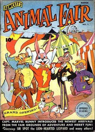 Animal Fair 1-A