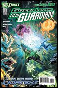 Green Lantern: New Guardians  5-A