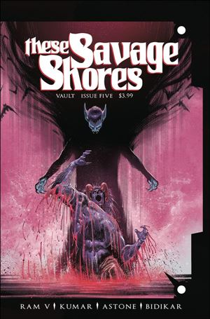 These Savage Shores 5-A