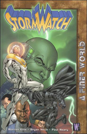 StormWatch (1999) 4-B by WildStorm