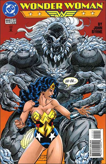 Wonder Woman (1987) 111-A by DC