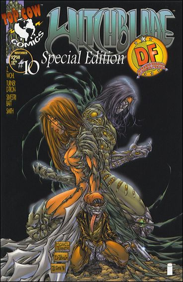 Witchblade 10-D by Top Cow