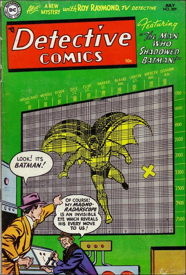 Detective Comics (1937) 209-A by DC