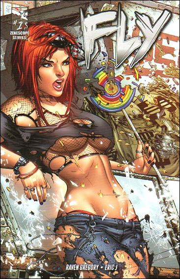 Fly (2011) 1-A by Zenescope Entertainment