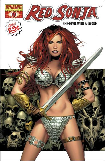 Red Sonja (2005) 0-A by Dynamite Entertainment