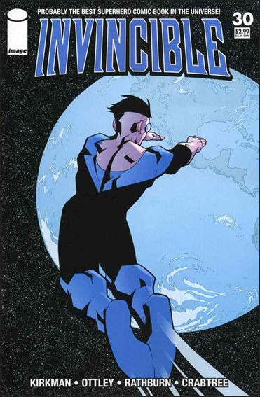 Invincible 30-A by Skybound Entertainment