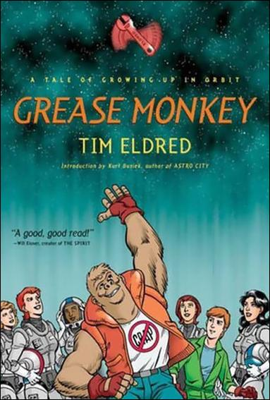 Grease Monkey 1-A by Tor Books