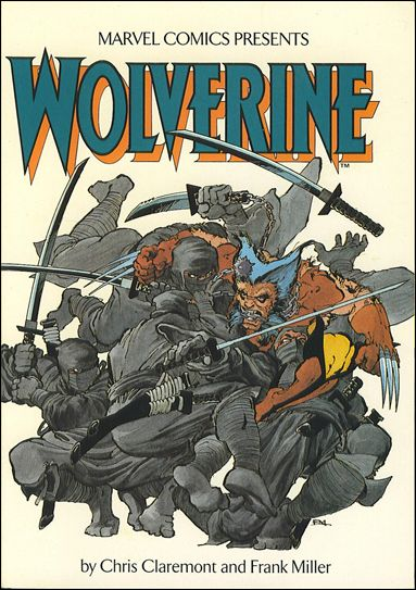 Wolverine (1987) 1-B by Marvel