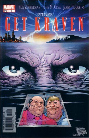 Spider-Man: Get Kraven 5-A by Marvel