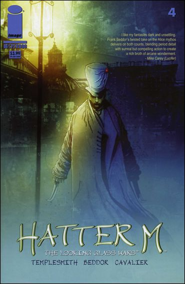 Looking Glass Wars: Hatter M 4-A by Image