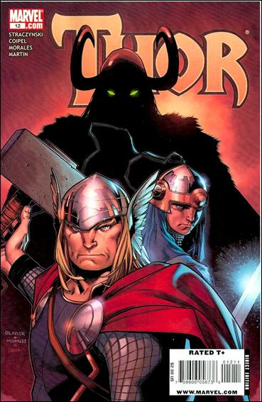 Thor (2007) 12-A by Marvel