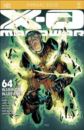 X-O Manowar Annual 2016 1-C