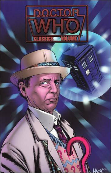 Doctor Who Classics 7-A by IDW