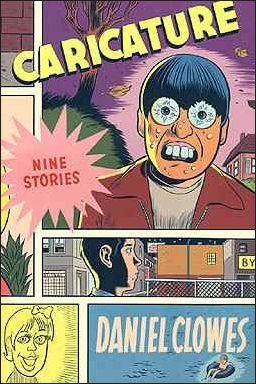 Caricature 1-A by Fantagraphics