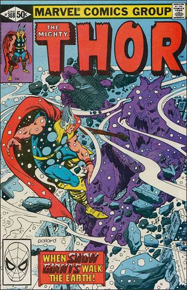 Thor (1966) 308-A by Marvel