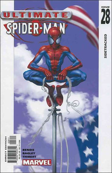 Ultimate Spider-Man (2000) 28-A by Marvel