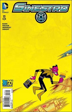 Sinestro 13-B