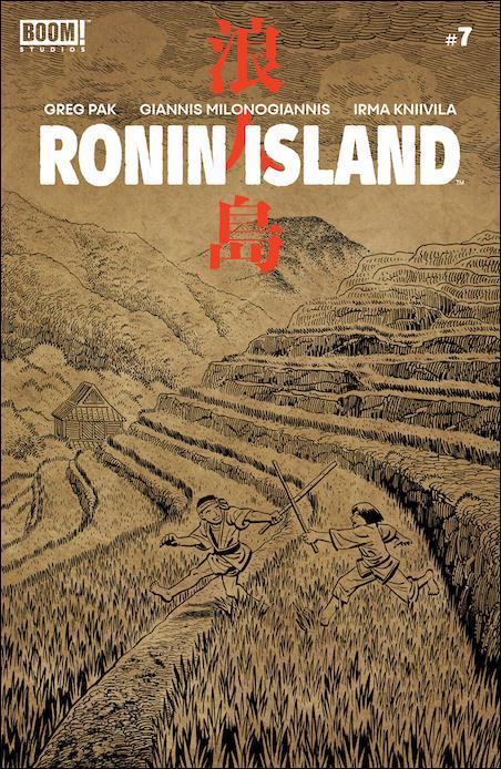 Ronin Island 7-B by Boom! Studios