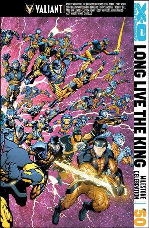 X-O Manowar (2012)  50-AA