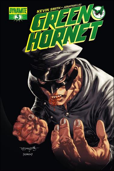 Green Hornet (2010) 3-D by Dynamite Entertainment