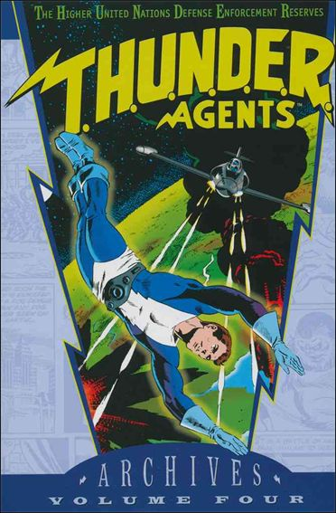 T.H.U.N.D.E.R. Agents Archives 4-A by DC