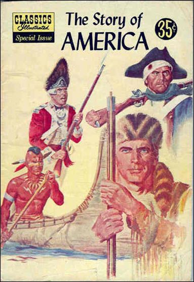 Classics Illustrated Special Issue 132-A by Gilberton
