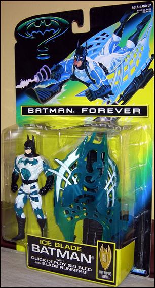 Batman Forever Ice Blade Batman by Kenner