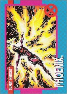 X-Men: Series 1 (Base Set) 5-A by Impel
