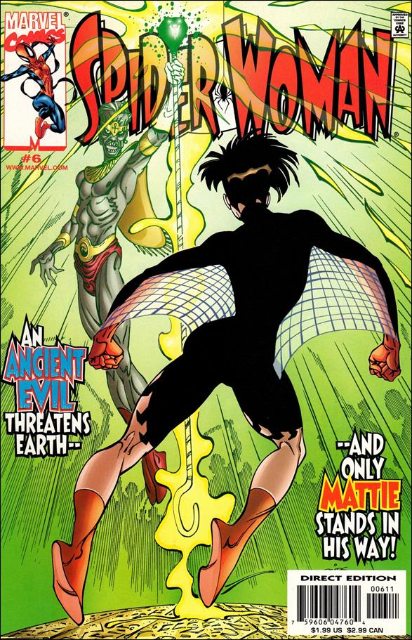 Spider-Woman (1999) 6-A by Marvel