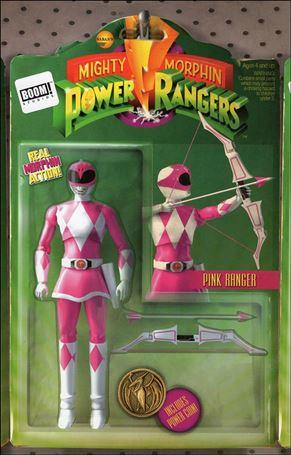 Mighty Morphin Power Rangers 3-B