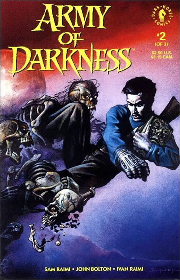 Army of Darkness (1992) 2-A by Dark Horse