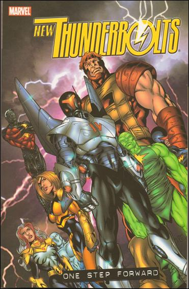 New Thunderbolts 1-A by Marvel