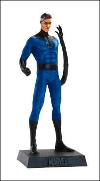 Classic Marvel Figurine Collection (UK) Mister Fantastic by Eaglemoss Publications