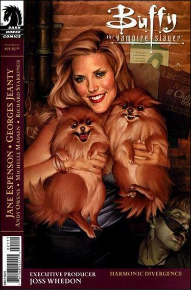 Buffy the Vampire Slayer Season Eight 21-A by Dark Horse
