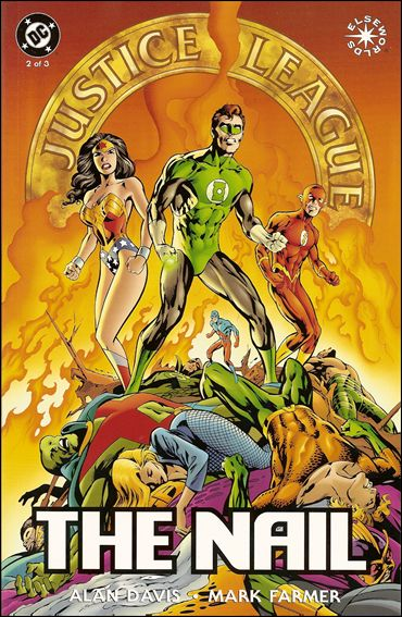 JLA: The Nail 2-A by DC