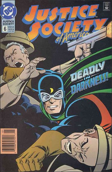 Justice Society of America (1992) 6-A by DC